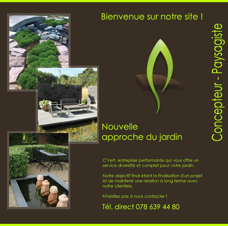 Concepteur paysagiste gen ve c 39 vert for Concepteur paysagiste