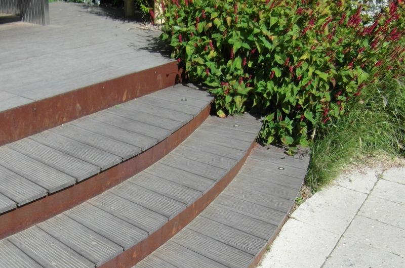 Concepteur paysagiste gen ve c 39 vert escalier for Concepteur paysagiste