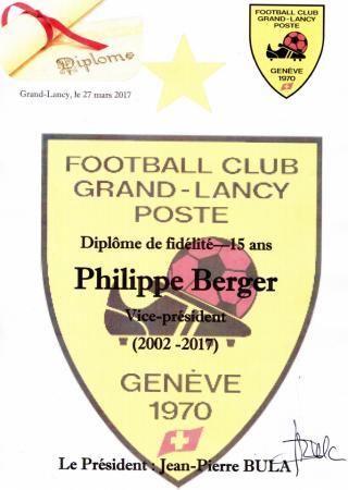 Assemblée générale du FCGLP