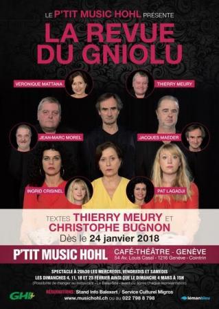 La Revue du Gniolu