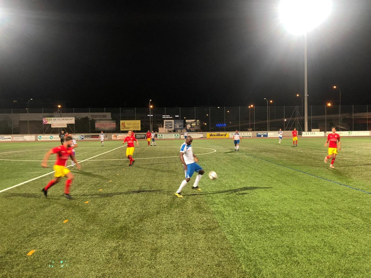 Match de Coupe Défi La Laitière du lundi 17 août 2020