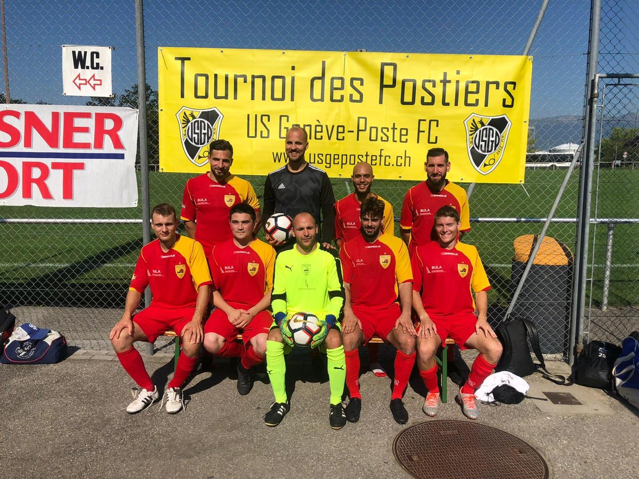 41ème Tournoi des Postiers - 25 août 2019 - Vainqueur !