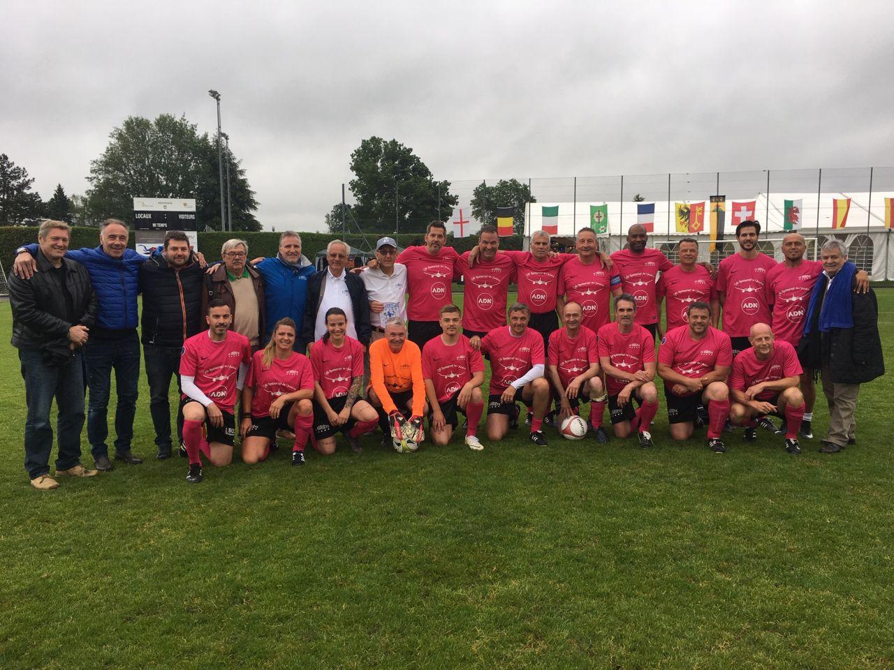 Le FC Variété s'impose à Bernex