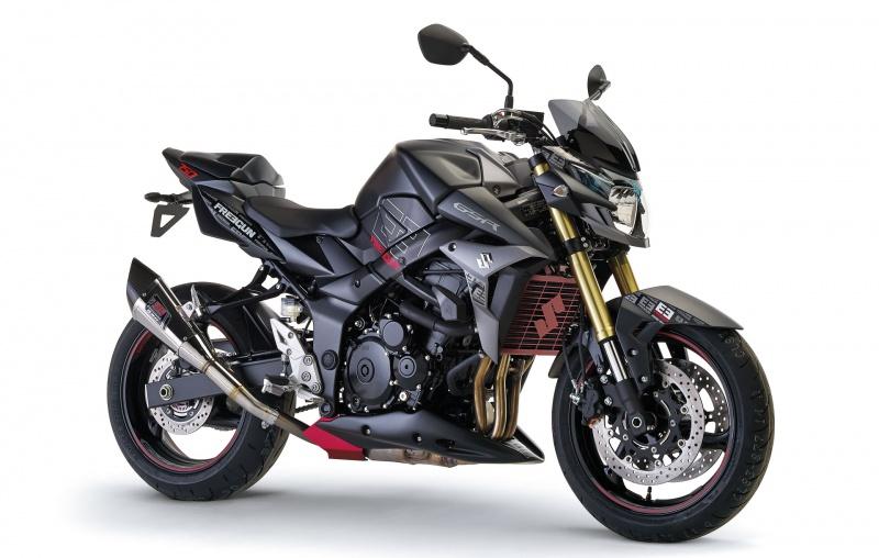 garage moto gen ve mm ride gsr 750 freegun. Black Bedroom Furniture Sets. Home Design Ideas