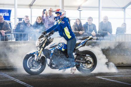 Apéro test nouveautés Suzuki 2017 MM Ride