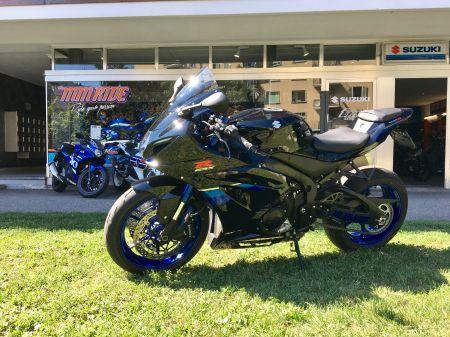 Nouvelle moto de démo: La nouvelle Suzuki GSX-R 1000 R !
