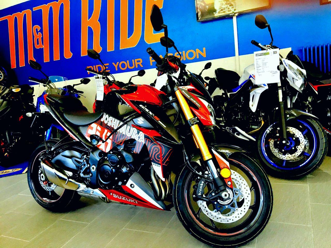 Garage Moto Suzuki Genève Mm Ride Nouvelle Suzuki Gsx S 1000 L8