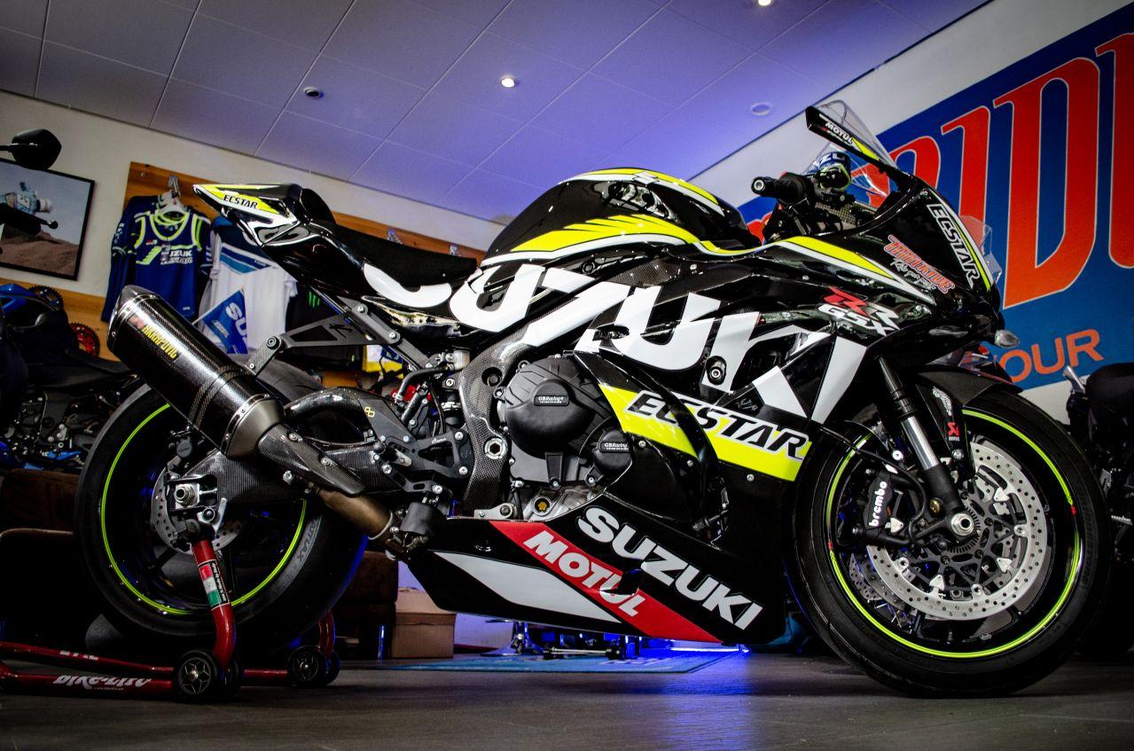 Garage Moto Suzuki Genève Mm Ride Nos Réalisations