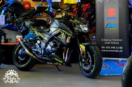 Suzuki GSX-S 750 Yellow GP