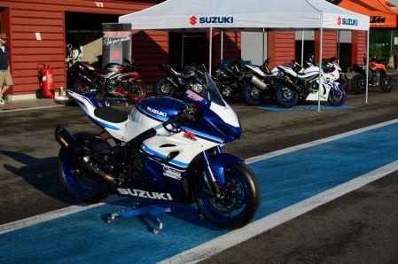 Suzuki GSX-R 1000 R L7 Team Classic