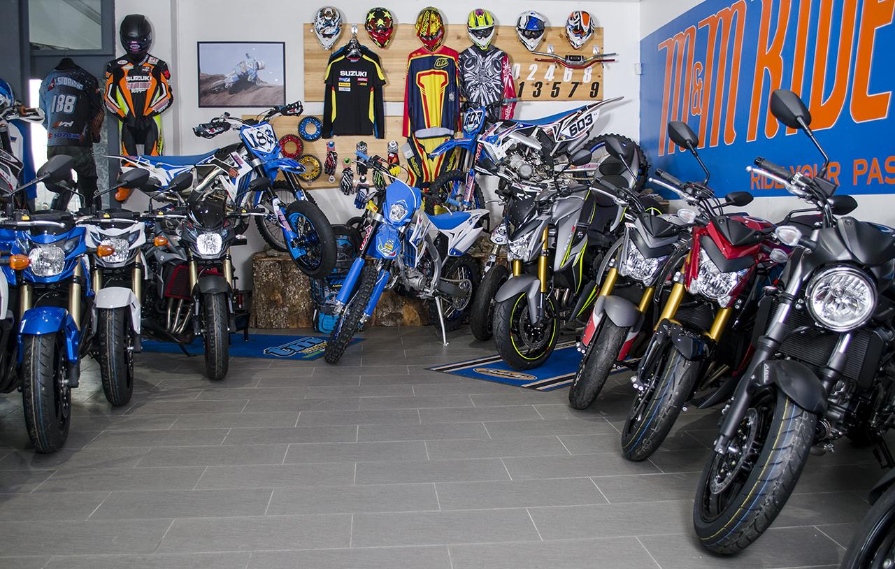 Garage Moto Suzuki Geneve